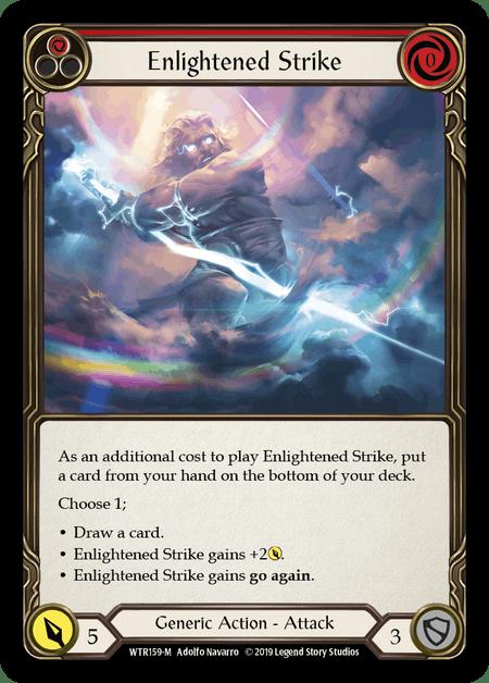Enlightened Strike - WTR159